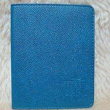夏慕尼藍色多功能證件夾/車票夾~全新品