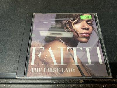 *還有唱片行*FAITH EVANS / THE FIRST LADY 二手 Y19116 (封面底破)