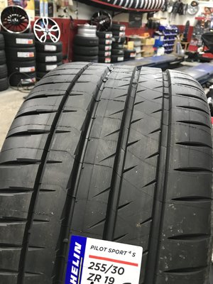 MICHELIN 米其林 PS4S 225/35/19 255/30/19 PS4S 取代 PSS