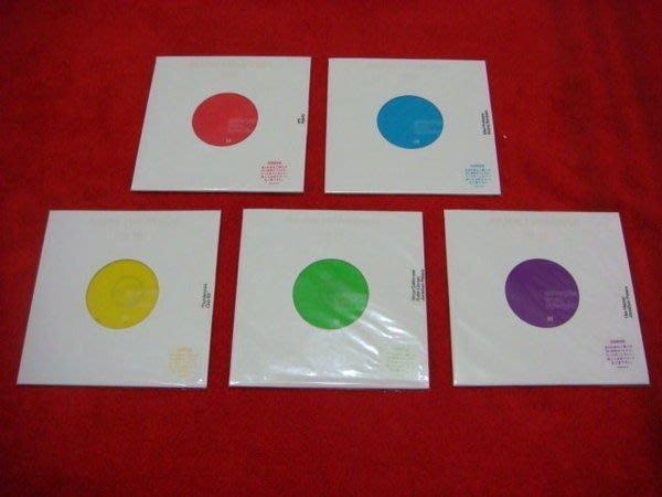 濱崎步日本初回限定盤excerpts from ayu-mi-xⅢ3 2~6 共5張CD(超值特價)