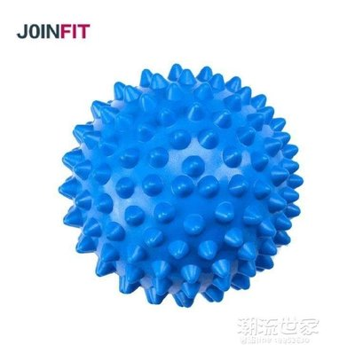 哆啦本鋪 JOINFIT專業按摩 加強穴位按摩 康復球握力球按摩器放鬆球腳踩球 D655