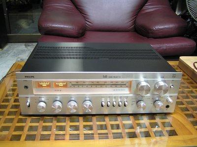 絕版 PHILIPS HIFI-12000 高階收音擴大機  [ PHILIPS荷蘭原廠製造 ]