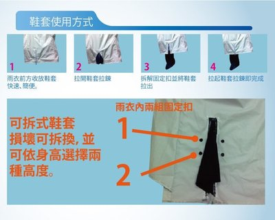 【皓翔】天德牌  M5 一件式 風雨衣(戰袍第九代 素色版)下標前 請先詢問 現貨狀況