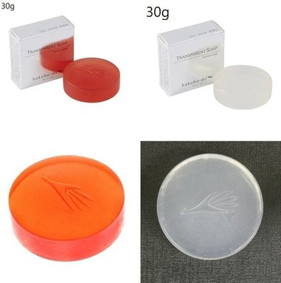 日本品牌 白鳳堂 高級化妝刷清洗劑 專用洗刷皂 30g(小) 溫和不傷刷毛【愛來客】