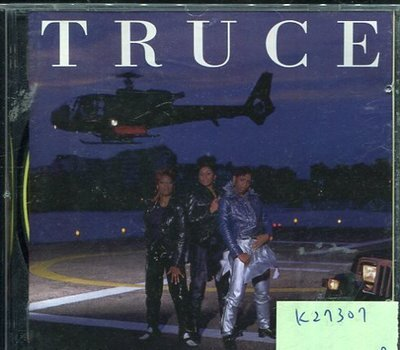 *真音樂* TRUCE / NOTHIN' BUT THE TRUCE 二手 K27307