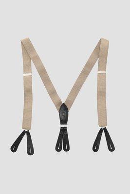 晶晶賣韓貨~日本代購20AW MHL MILITARY BRACES 背帶夾 褲架 吊帶夾