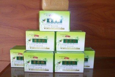(蔴油龍) 騰龍製油工廠 苦茶粕香皂 買五送一