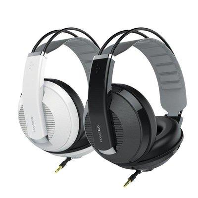 ☆唐尼樂器︵☆免運費 Superlux HD662 EVO 黑色 封閉式 耳罩式耳機 總代理公司貨 保固一年