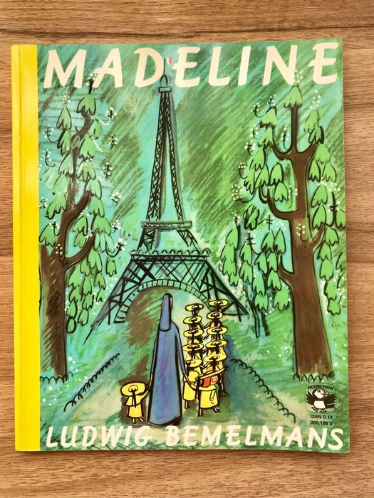 *【兒童英語讀本】*小pen外文* 調皮的瑪德琳 MADELINE