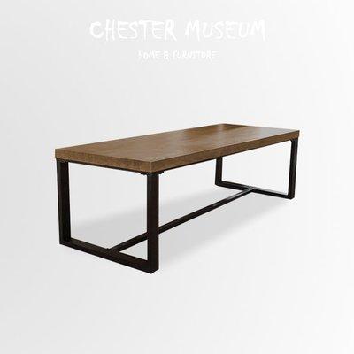 【中】工業風松木桌子(D款) 辦公桌 ...