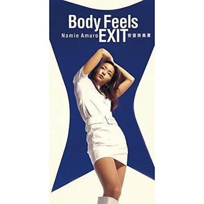 安室奈美惠-Body Feels EXIT  -單曲CD,日版,已拆封,免運費