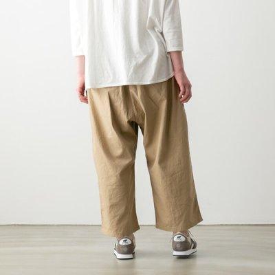 日本Gramicciお馴染みの棉麻球褲/ ordinary fits have a good day harvesty