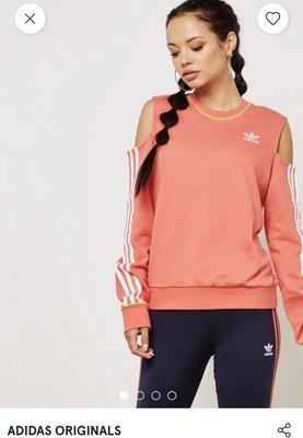 ≪ 冬季商品≫ 【adidas 】Originals cut-off sweater  DH2995
