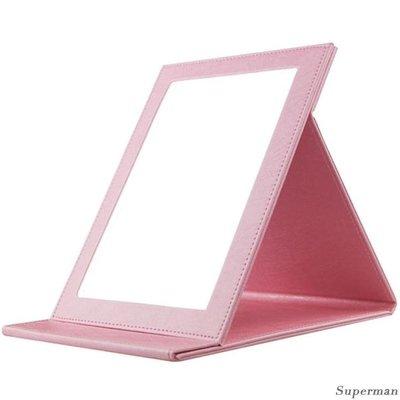 化妝鏡 梳妝鏡 韓國簡約高清臺式書桌面公主鏡  【1件免運】