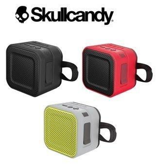 視聽影訊 公司貨 美國 Skullcandy Barricade Mini 迷你貝瑞奇 漂浮 藍芽喇叭 3色