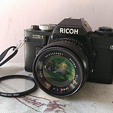 Ricoh XR7 菲林相機 連 Vivitar 28mm 1:2 鏡頭
