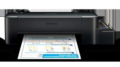 板橋訊可 EPSON L120 連續供墨純列印印表機