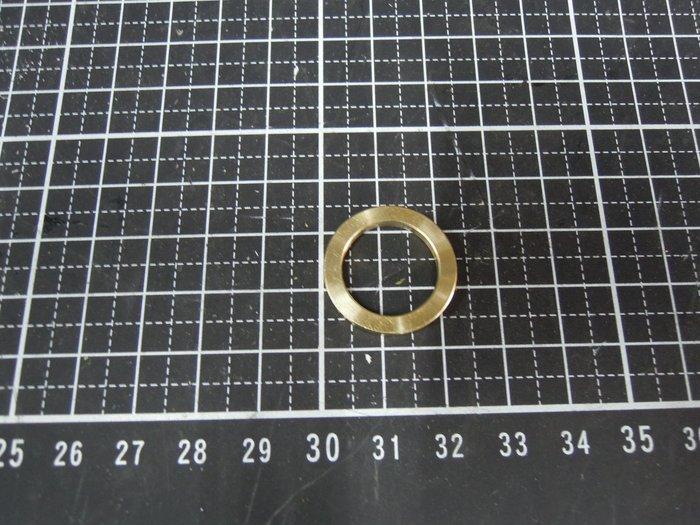 尚溢五金 -單賣墊片-5吋砂輪機用的配件(內孔徑22.2mm 轉成 16mm) 轉換後可用於4吋砂輪機上使用喔!
