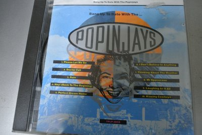 CD ~Bang Up To Date With The Popinjays ~1990 TPLP-28CD 無IFPI