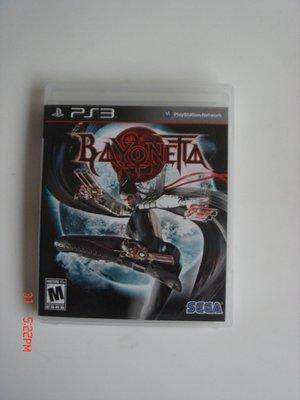 PS3 魔兵驚天錄 Bayoneta