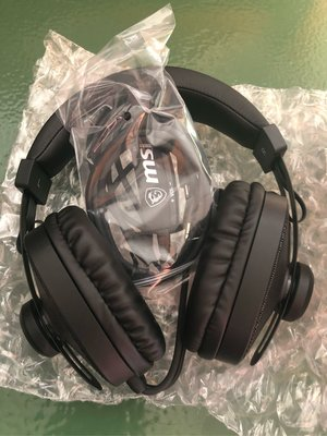 MSI 電競耳機