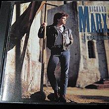 【198樂坊】Richard Marx-Repeat Offender(Angelia...無IFPI美版)CI