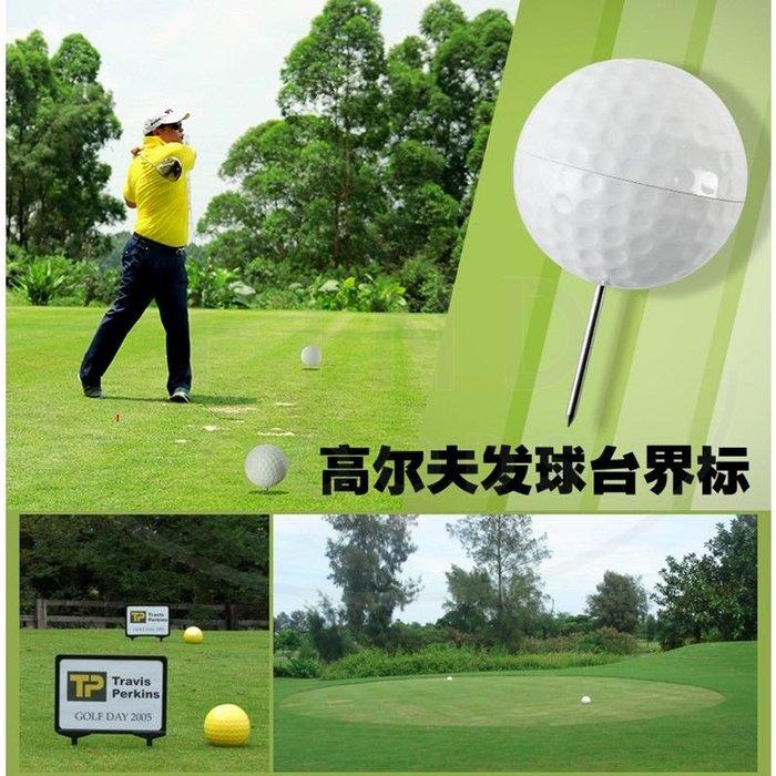 高爾夫發球台標誌 發球界標 高爾夫球場用品 T-mark[好運動_☆找好物FindGoods☆]
