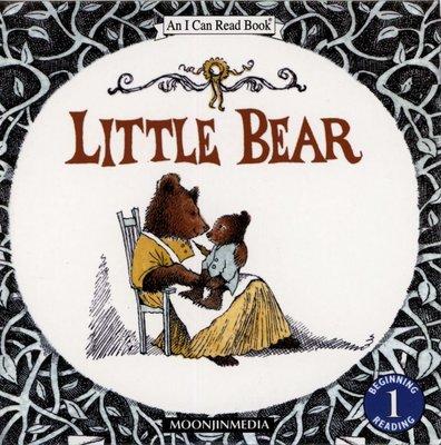 *小貝比的家*ICR: LITTLE BEAR L1 /單CD [汪培珽英文書單]/3~6歲/第二階