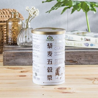 ◎亨源生機◎藜麥五穀漿 沖泡 飲品 無添加 燕麥 糙米 黑糯米 小米 蕎麥 全素可用 天然