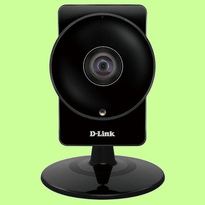 5Cgo【權宇】D-Link DCS-960L HD超廣角AC無線網路攝影機內建紅外線180°全視界全景監控免旋轉 含稅