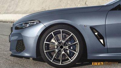 B&W新款 類BMW M8 M-POWER原廠鋁圈式樣 19吋 5孔112/120 前後配 鑄造/旋壓/鍛造