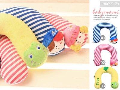 貝比幸福小舖【90099-79】美國品牌--寶寶專用頸枕/車用頸枕*多款造型