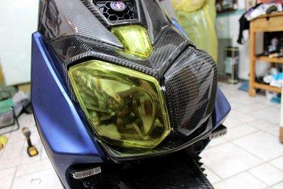 ~翰翰二輪~BWSR 產品 正碳纖維大燈護片 卡夢獨眼燈罩 護蓋 全1:1開發 超服貼密合 杜雅精油塗層