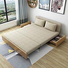 1.5米沙發梳發床沙發床沙發床可摺疊沙發床沙發床兩用可摺疊客廳小戶型儲物多功能乳膠伸縮床梳化床梳化摺疊沙發床