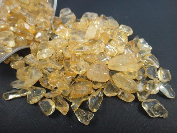 【競標網】精選天然漂亮黃水晶碎石塊1000克裝(回饋價便宜賣)限量10組(賣完恢復原價300元)