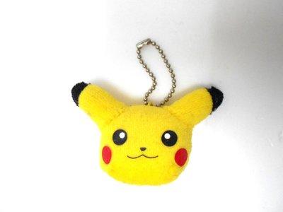 動漫精品 迷你比卡超 Pokemon 公仔 手機公仔 匙扣 5cm x 6cm