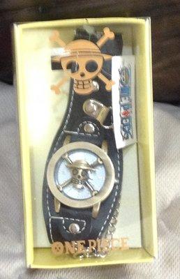 全新航海王掀蓋式手錶