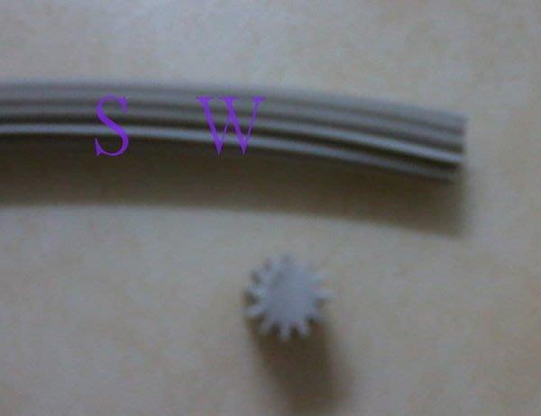 DK-35 紗窗丸條3.5mm(3米 /10尺)灰色/黑色 壓條 紗窗圓條 紗窗壓條 紗門圓條 鋁窗條 紗門丸條 鋁門條
