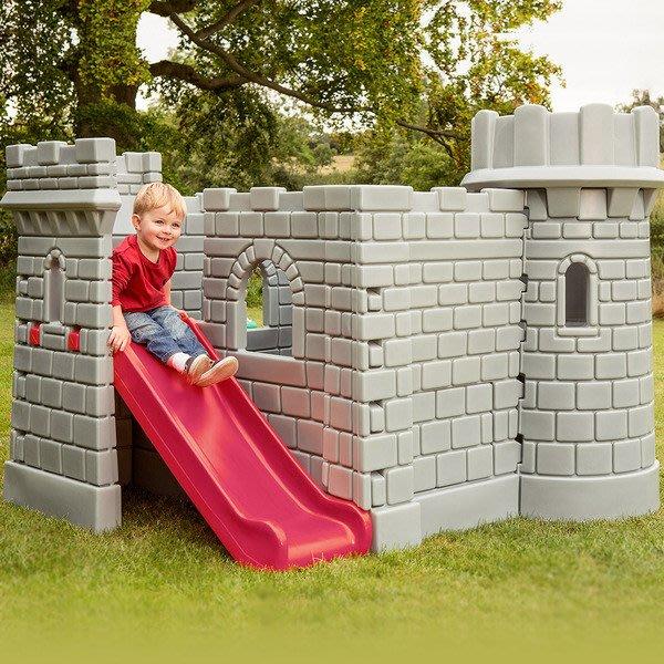 Little Tikes 城堡溜滑梯