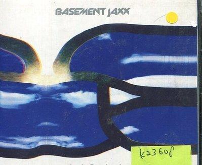 *真音樂* BASEMENT JAXX 二手 K23608