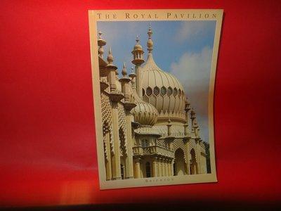 【愛悅二手書坊 O-06】 The Royal Pavilion       Brighton