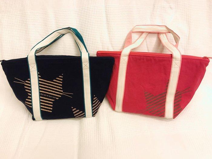 日本卡拉貓~托特包系列-簡約貓咪防水托特包 側背手提包
