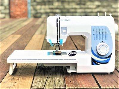 SED鴿子窩:brother GS-3700 全迴轉縫紉機  加贈輔助桌