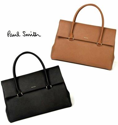 Paul Smith ( 咖啡棕色  / 黑色) 手提包  肩背包 100%全新正品 特價!