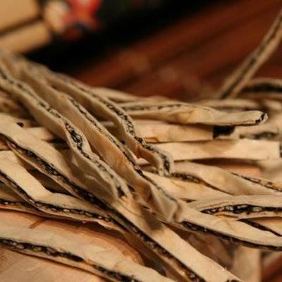 【鱈魚夾心絲-約130g±10%/包-4包/組】澎湖特產伴手禮常溫商品產地直送(可混搭)-2501001
