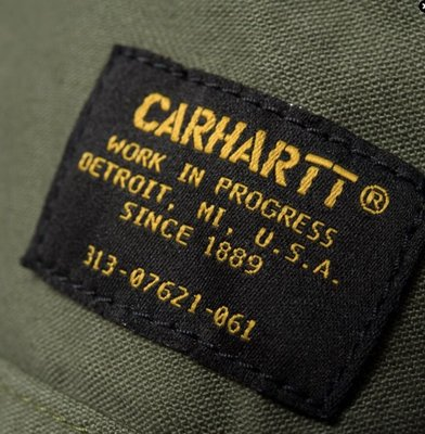 MARK PAN 【Carhartt WIP Fatigue PANT】CAMPER CARGO AVIATION SID 軍褲 多口袋 工作褲 公司貨 軍裝