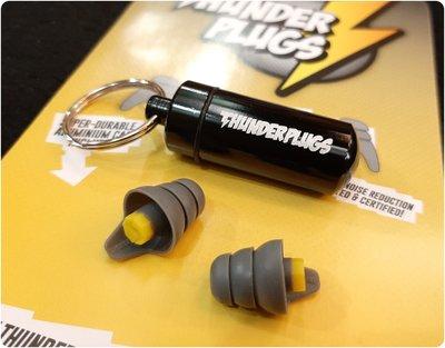 ♪♪學友樂器音響♪♪ Thunder Plugs 專業降噪耳塞 演唱會 練團 練鼓 聽力保護