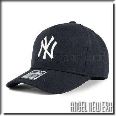 【ANGEL NEW ERA 】 MLB Old Fashioned Cap NY  紐約 洋基 深藍 卡車帽 五片帽