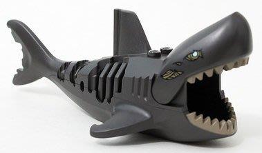 【LEGO 樂高】玩具 積木/ 神鬼奇航系列: 沉默瑪莉號 71042 | 單一動物: 殭屍 骷顱 大鯊魚 可吞人偶!