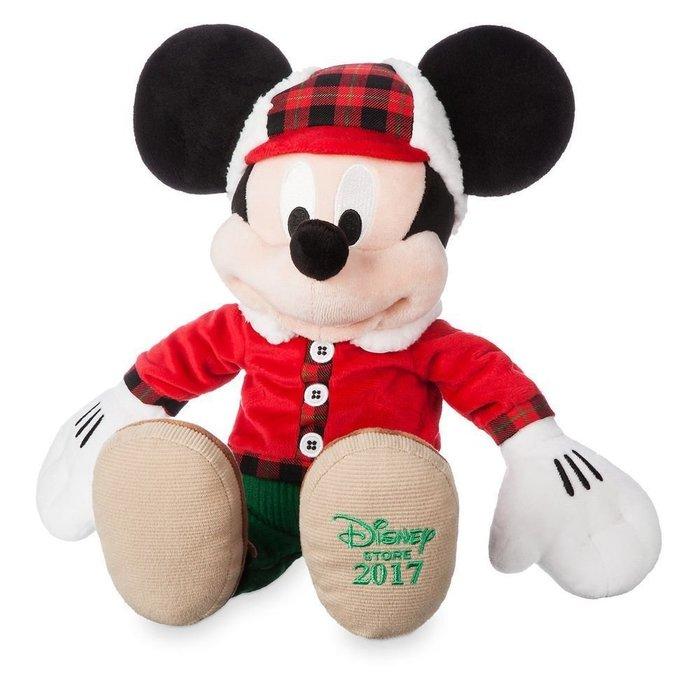 【西寧鹿】Disney 迪士尼 美國進口 絕對正品 米奇 玩偶 娃娃 可面交 DIS016